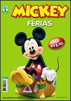 Mickey Férias # 1