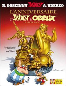 L'Anniversaire d'Astérix & Obélix - Le Livre d'Or