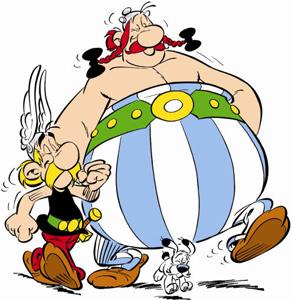 Asterix, Obelix e Ideafix