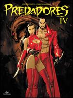 Predadores - Volume 4
