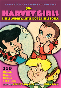 Harvey Comics Classics Volume 5 - The Harvey Girls