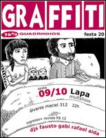 Graffti 76% Quadrinhos # 20