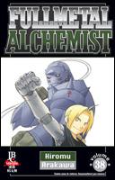 FullMetal Alchemist # 38