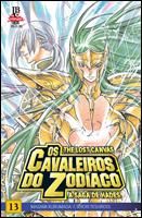 Os Cavaleiros do Zodíaco - The Lost Canvas - A Saga de Hades # 13