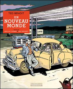 Arte de Ted Benoît