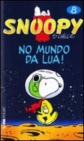 Snoopy # 8 - No mundo da lua
