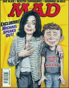 MAD - Michael Jackson