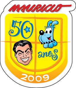 MSP 50 - Mauricio de Sousa por 50 Artistas Brasileiros