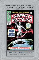 Biblioteca Histórica Marvel - Surfista Prateado # 1