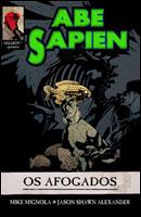 Abe Sapien - Os afogados