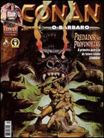 Conan, o Bárbaro # 71