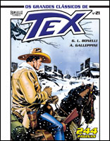Os Grandes Clássicos de Tex # 21