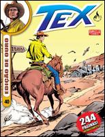 Tex Edição de Ouro # 40