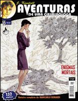 J. Kendall - Aventuras de uma Criminóloga # 55