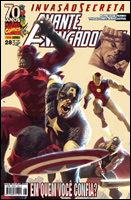 Avante, Vingadores! # 28