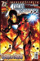 Avante, Vingadores! # 31
