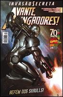 Avante, Vingadores! # 34