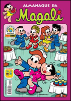 Almanaque da Magali # 14