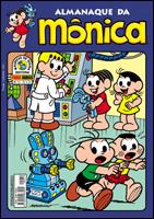 Almanaque da Mônica # 13