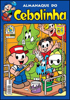 Almanaque do Cebolinha # 16