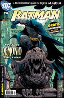 Batman # 74