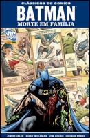 Clássicos DC - Batman - Morte em família