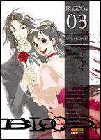 Blood+ 3 # 3