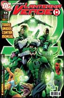 Dimensão DC - Lanterna Verde # 11