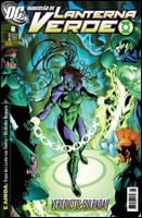 Dimensão DC - Lanterna Verde # 8