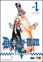 D.Gray-Man # 1
