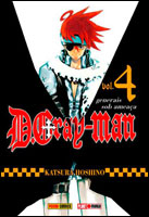 DGray Man # 4
