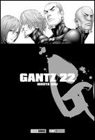 Gantz # 22