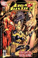 Liga da Justiça # 79