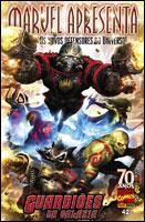 Marvel Apresenta # 42 - Guardiões da Galáxia