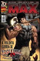 Marvel MAX # 71