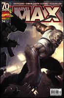 Marvel MAX # 74