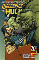 Marvel Millennium - Wolverine vs. Hulk # 2
