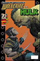 Marvel Millennium - Wolverine vs. Hulk # 1