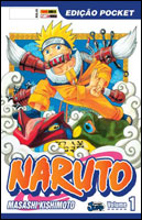 Naruto Pocket # 1