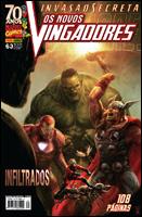 Os Novos Vingadores #63
