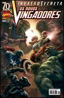 Os Novos Vingadores #66