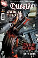 Questão - A Bíblia do Crime