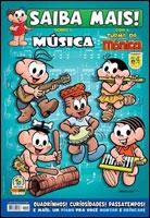 Saiba Mais! com a Turma da Mônica 22 - História da música