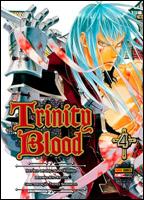 Trinity Blood # 4