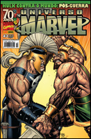 Universo Marvel # 43