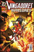 Vingadores/Invasores # 1
