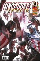Vingadores/Invasores # 4