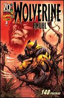Wolverine Anual # 3