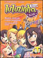 Luluzinha Teen e sua turma # 5
