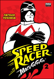 Speed Racer - Mach Go Go Go